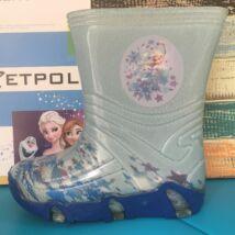 SZUWAREK Disney gumicsizma, Frozen, kék, 25/26-31/32.