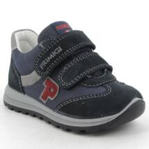 Primigi átmeneti bőrcipő, navy-piros, 21, 22, 23, 24.