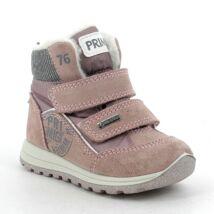 Primigi Gore-tex vízálló bundás cipő, rózsa-ezüst, 21, 22, 23, 24, 25, 26.