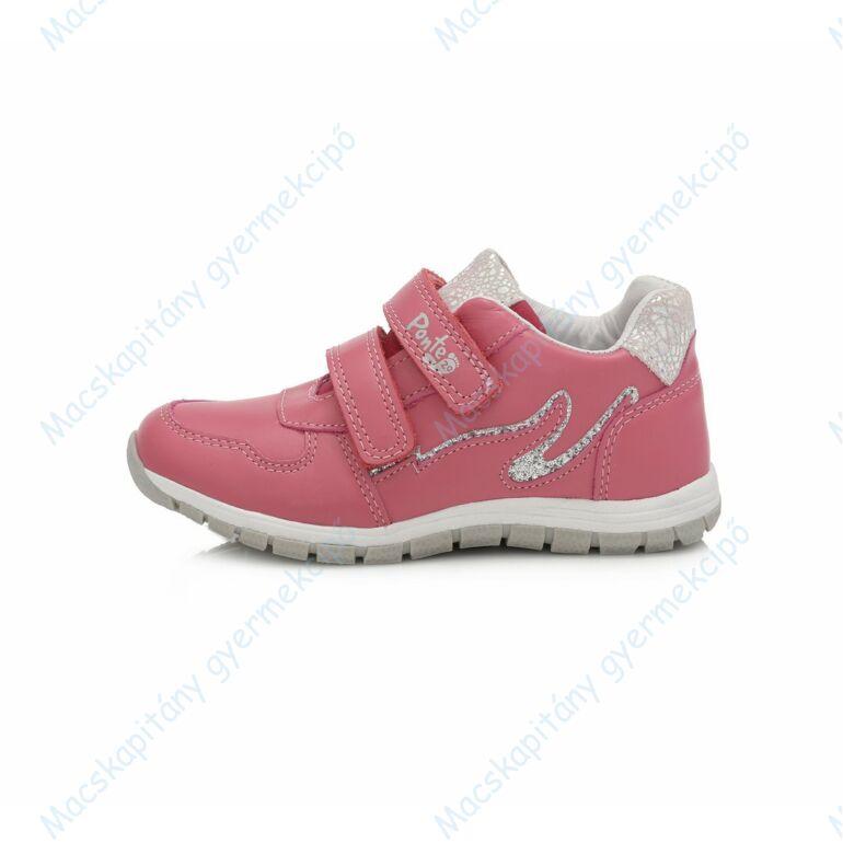 Ponte 20 supinált átmeneti cipő, pink-ezüst, 28-33.