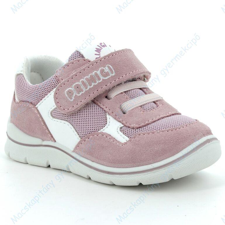 Primigi átmeneti cipő, rózsa-fehér, 20-26.