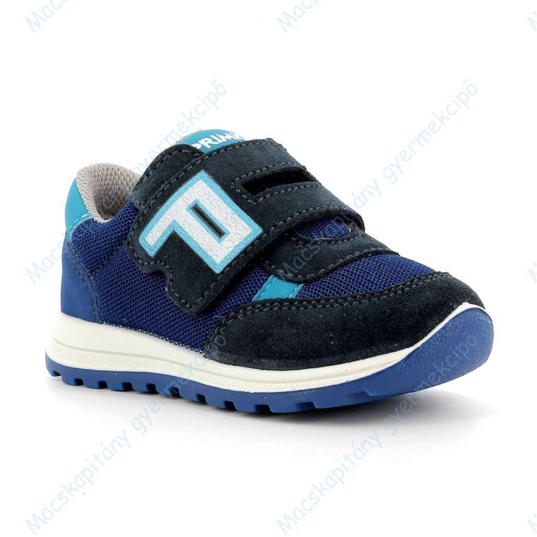 Primigi átmeneti cipő, tripla kék, 25-29.