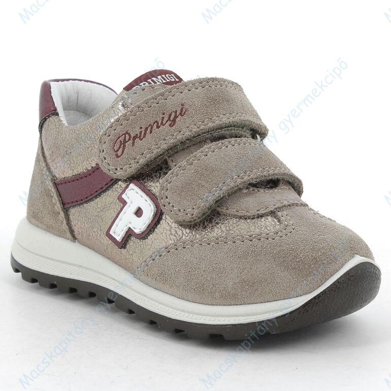 Primigi átmeneti bőrcipő, bronz-bordó, 25, 26, 27, 28, 29.